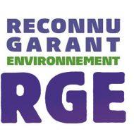 Reconnu Garant RGE